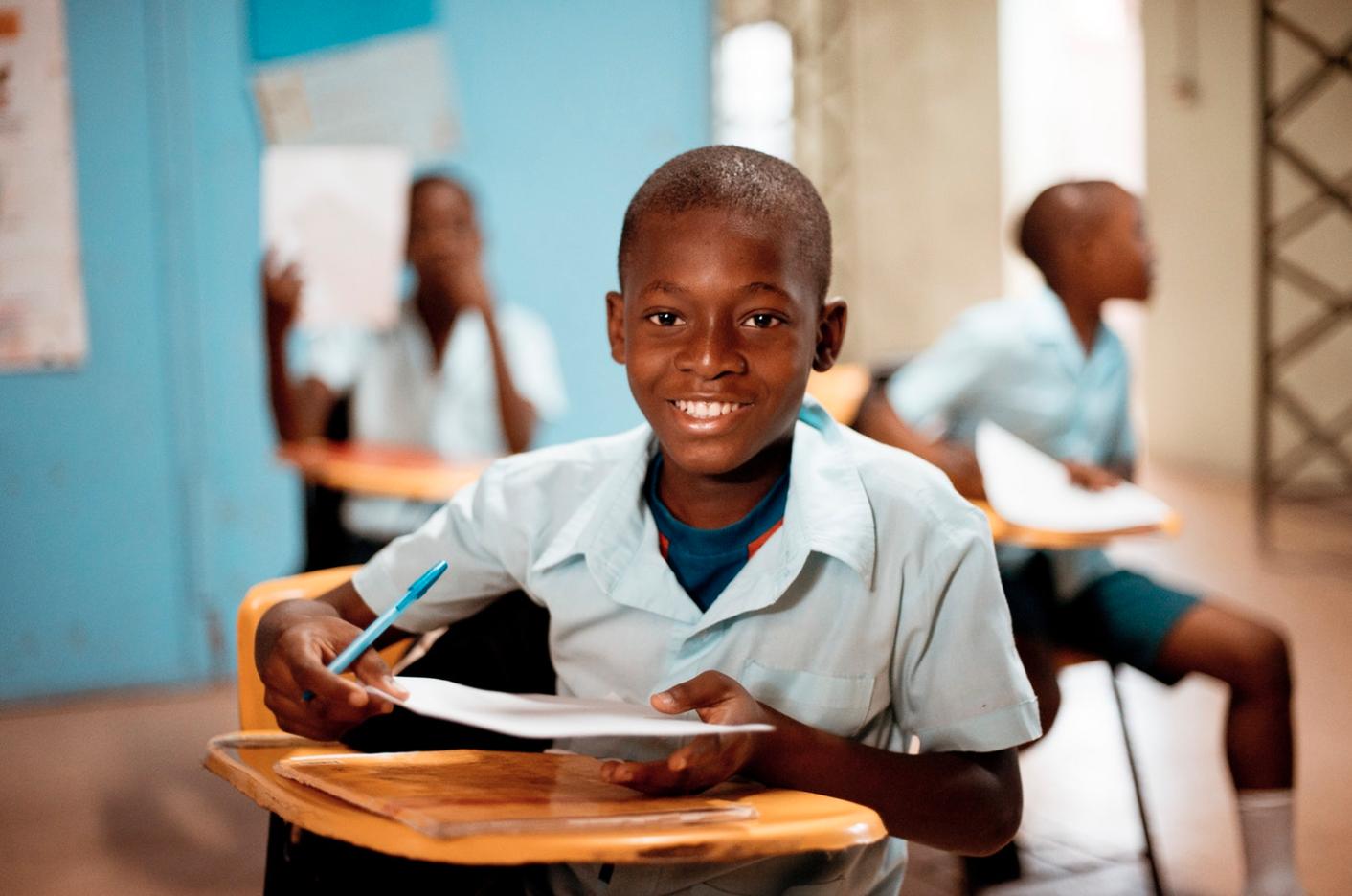 child-in-international-school