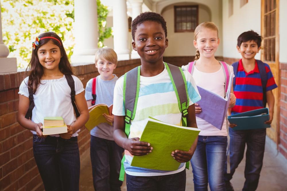 smiling-kids-on-school-campus