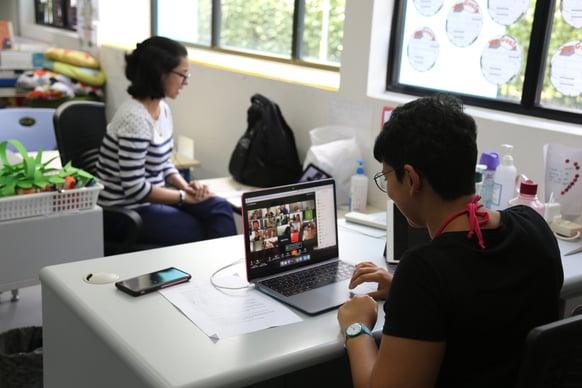 e-learning-classroom